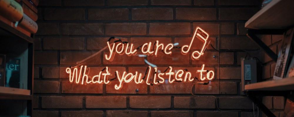 La Musique, ces sons qui nous mettent du baume au coeur – Sélection #1 > You are what you listen to > Coffee Talk and Cookies