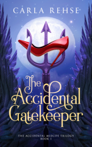 The Accidental Gatekeeper, Carla Rehse   Revue, spoilers et autres informations interessantes > Couverture > Coffee Talk and Cookies